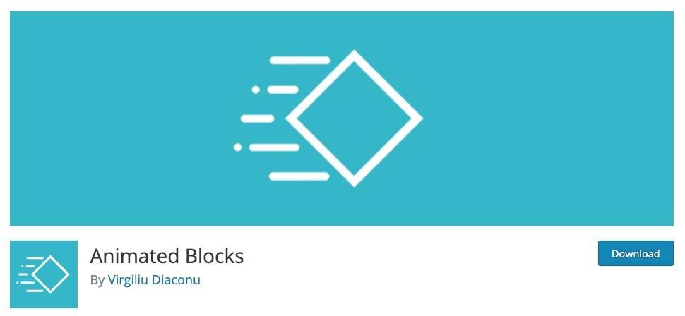 plugin: animated blocks